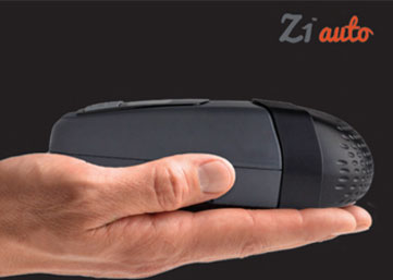 AUKTION! – BREAS Z1 Auto inkl batteripack